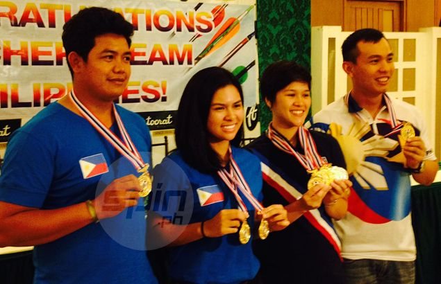 Philippines wins seven gold medals in Asia Cup archery competition