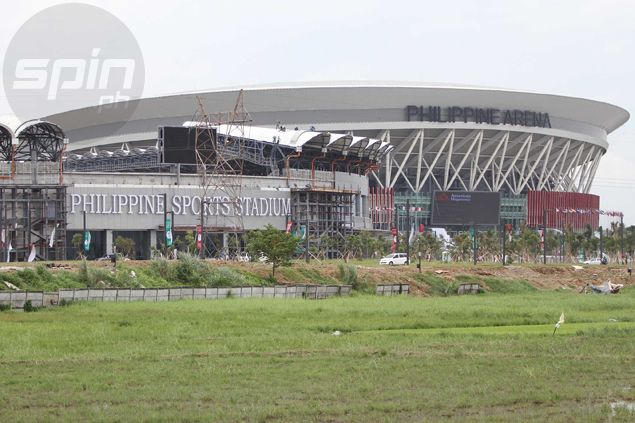 Negotiations underway for staging of PBA's season opener at Philippine Arena