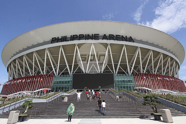 With ticket demand soaring, PBA looking to stage next Ginebra-Star games at Philippine Arena