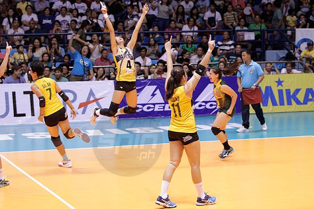 Army Lady Troopers ruin PLDT's quest for V-League sweep with stunning Game One win
