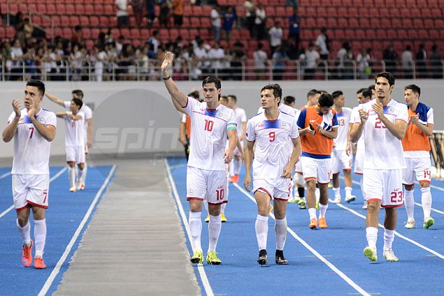 Azkals looking to sustain momentum in another away tie against Bahrain