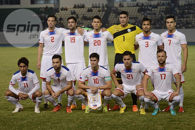 Azkals look to take full advantage of three more home games in first phase of World Cup qualifying