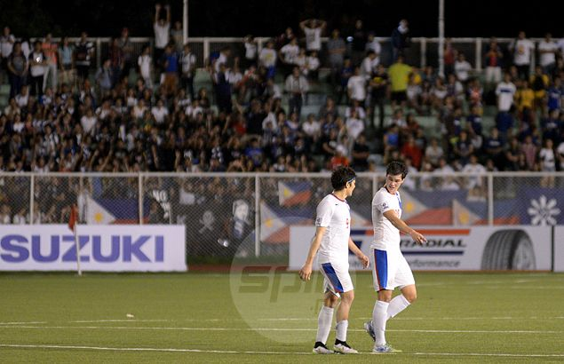 Idle Azkals move up four spots to 128th in world rankings, stay as top Southeast Asian team on paper