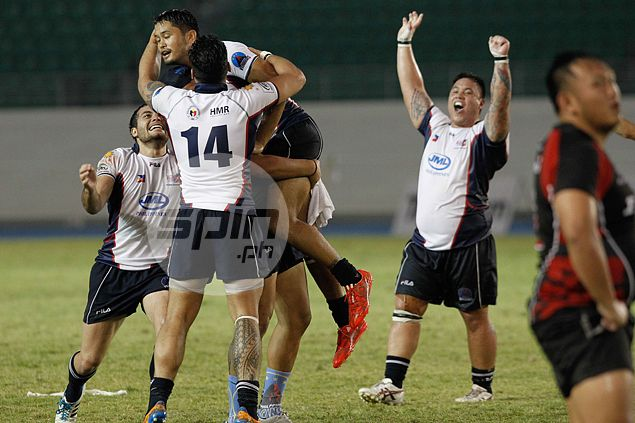 Alex Aronson stars as Philippine Volcanoes nip Singapore in OT to reach Asian Rugby Division 1 final