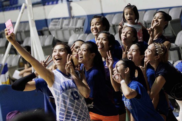 GOOD LUCK, LADIES: PH volleyball team in high spirits ahead of departure for SEA Games