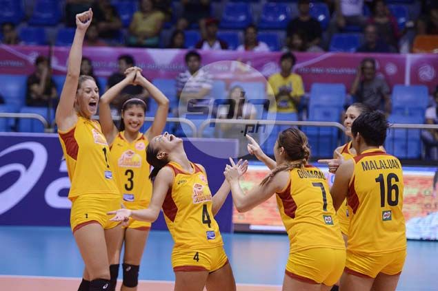 Philips Gold hoping to avoid titleholder Petron in semifinals of Super Liga Grand Prix