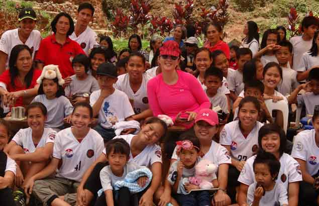 Pinay In Action (PIA):  Making A Difference Through Sports