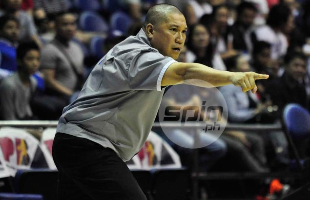 Pido Jarencio tweets support for his former players at UST amid game-fixing accusations