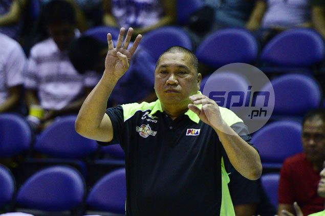 Grieving Pido Jarencio on his former players at UST: 'I thought it was their time'
