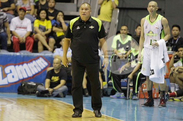 New lease on life for Pido Jarencio? GlobalPort owner Romero says he's giving under-fire coach 'more chances'