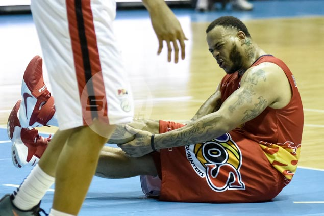 Yeng Guiao sees upside, says burly Pierre Henderson Niles 'deceptive and quick for his size'