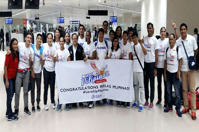 Perlas Pilipinas finds SEA Games letdown a major motivation for Fiba-Asia success