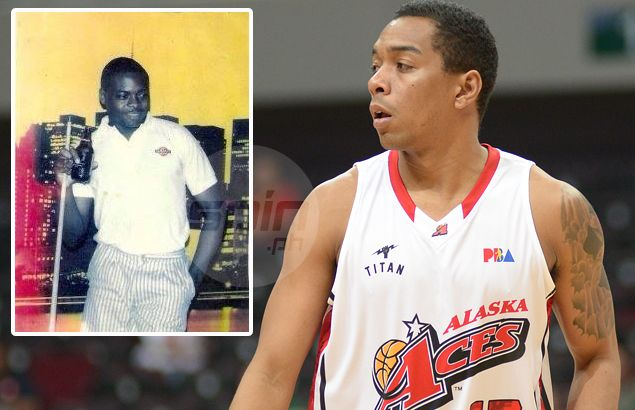 Ping Exciminiano strives to make a name for himself in PBA in the hope of finally meeting his dad
