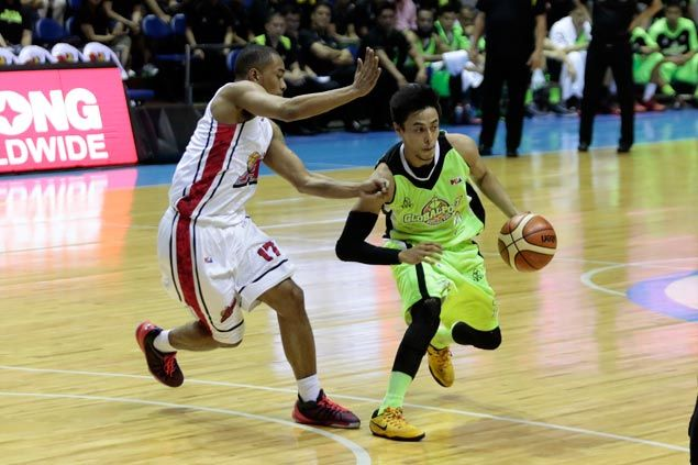 Ping Exciminiano banking on familiarity with college teammate Terrence Romeo's game