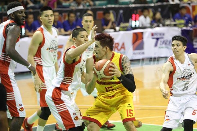 Marc Pingris says coach Jason Webb now has his complete trust: 'Hawak niya yung buhay naming player'