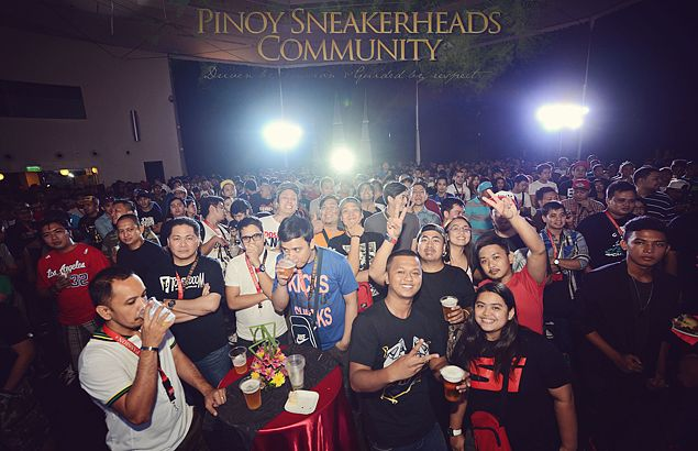 Pinoy sneakerheads community marks third anniversary with Easter Sunday party