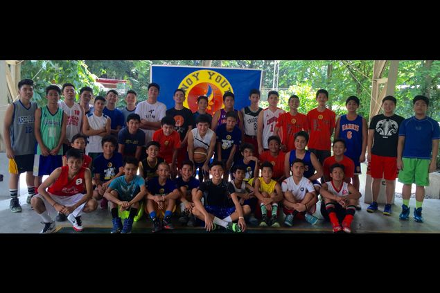 Pinoy Youth Dreamers-Malabon Under-16 squad to see action in Malaysia tournament