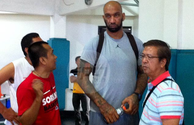 KIA import Ramos thought offer to play for boxing champ Manny Pacquiao was a joke