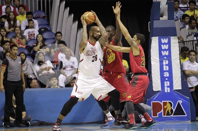 Defiant KIA import PJ Ramos out to prove Carnival are no 'one-hit wonders'