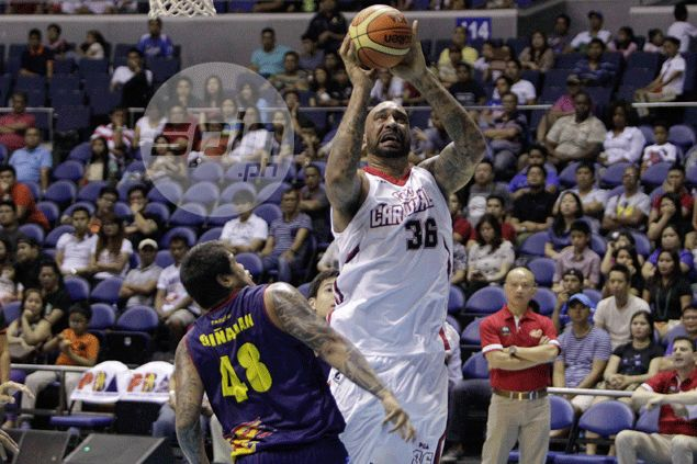 KIA Motors wants to bring back giant import PJ Ramos for PBA Governors Cup