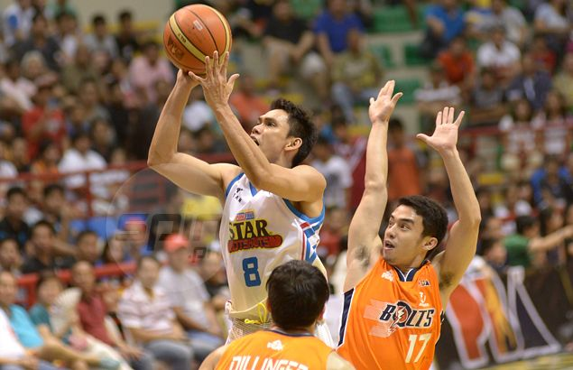 PJ Simon provides steady presence for Purefoods, earns Player of the Week citation