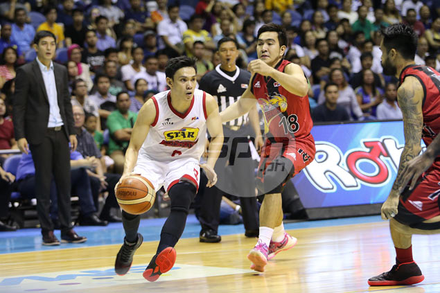 A 2012 loss to Powerade still fresh in his mind, PJ Simon eyes mother of all upsets vs SMB