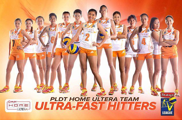 PLDT Home Ultera Install Patrol brings biggest volleyball stars to Puerto Princesa, Palawan