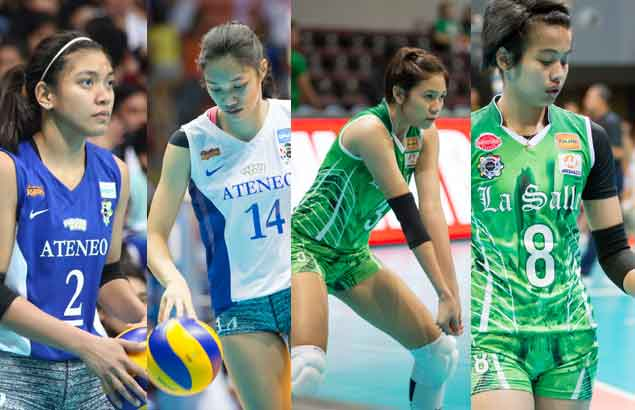 PLDT HOME Ultera ambassadors headline biggest UAAP volleyball rivalry
