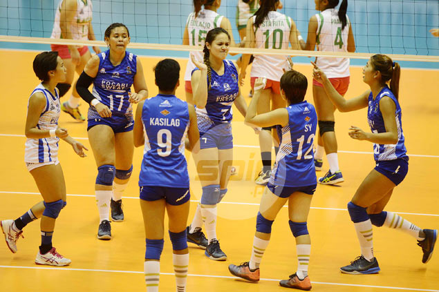 V-League newcomer Pocari Sweat looks to sustain fine form in game vs lowly Baguio