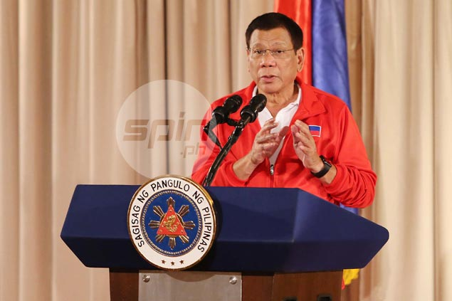 Duterte to attend Palarong Pambansa opening ceremony