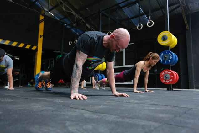 CrossFit Goes Primal, Part Two