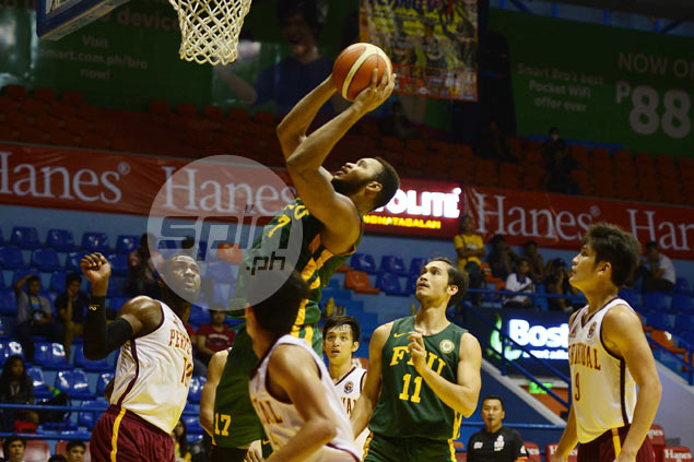 FEU Tamaraws deal Perpetual first Filoil Cup loss as Bienes plays big on a Friday
