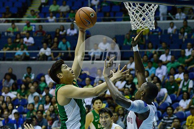 Prince Rivero, coach Sauler glad to see La Salle play with a sense of urgency