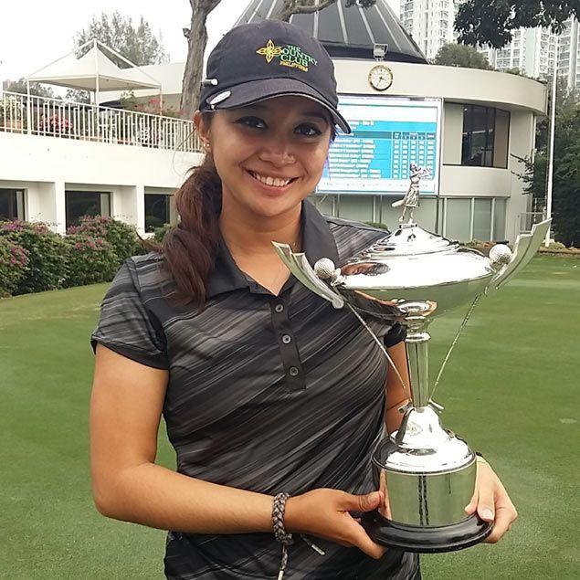 Princess Superal reigns supreme, rules Hong Kong Ladies Amateur Open by four shots