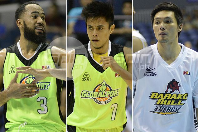 Pido Jarencio out to unleash GlobalPort's deadly trio of Pringle, Romeo and Yeo