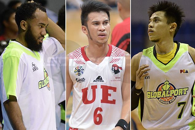 Stanley Pringle says there's room for flamboyant Roi Sumang in GlobalPort backcourt