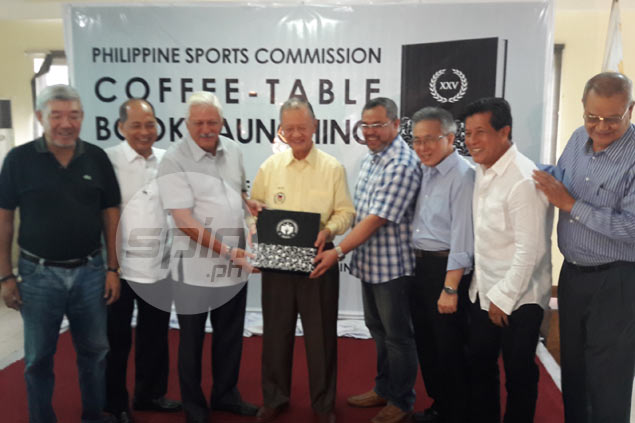PSC marks 25th anniversary with special book that fetes accomplishments of Filipino athletes