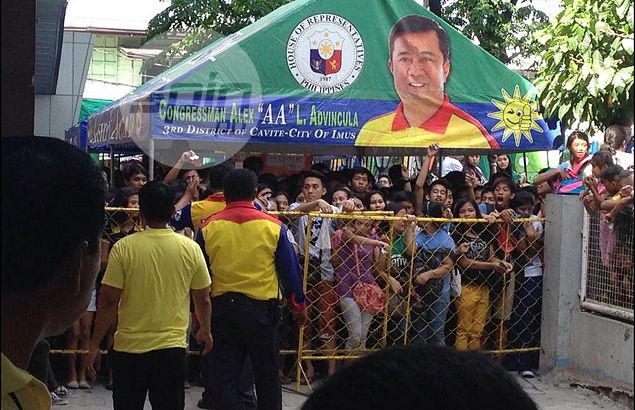 Spike in popularity: Huge crowd turns up for Game One of Super Liga finals in Imus