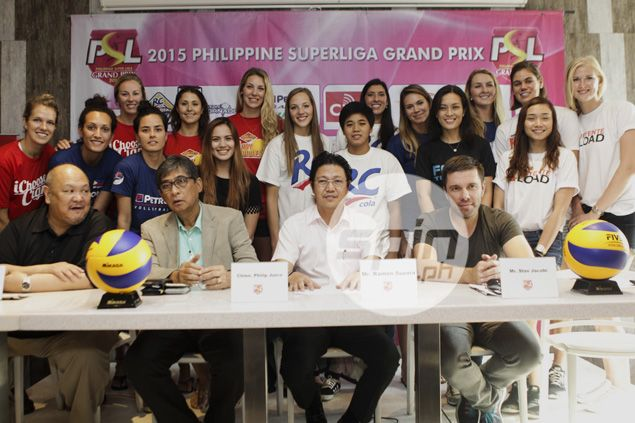Petron jumpstarts title retention bid against Cignal as Super Liga Grand Prix fires off