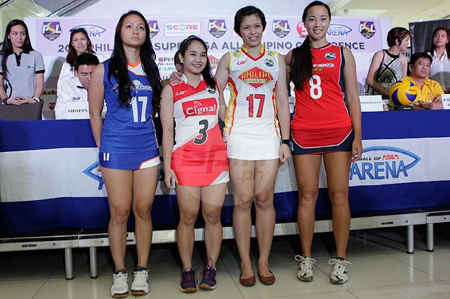Philippine Super Liga's new fashion of choice gets mixed reviews from players