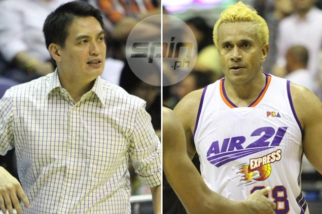 Asi Taulava backs Franz Pumaren, says coach can bring out best in GlobalPort