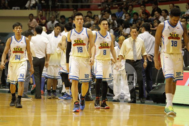 Slow start finally caught up with Purefoods, says star James Yap