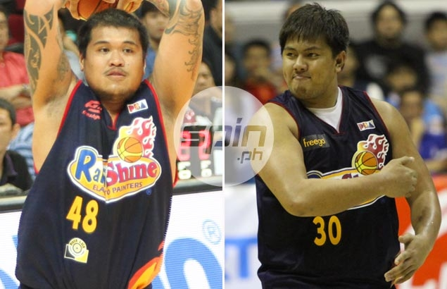 Wayne Chism needs to put on weight, so Guiao has one suggestion: 'Isama kina Beau (Belga) 'yan'