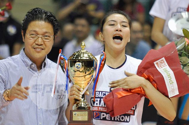 Super Liga MVP award a testament to Rachel Anne Daquis' commitment, professionalism