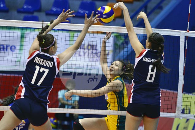 Petron pounces on familiarity with former star Rachel Anne Daquis' game