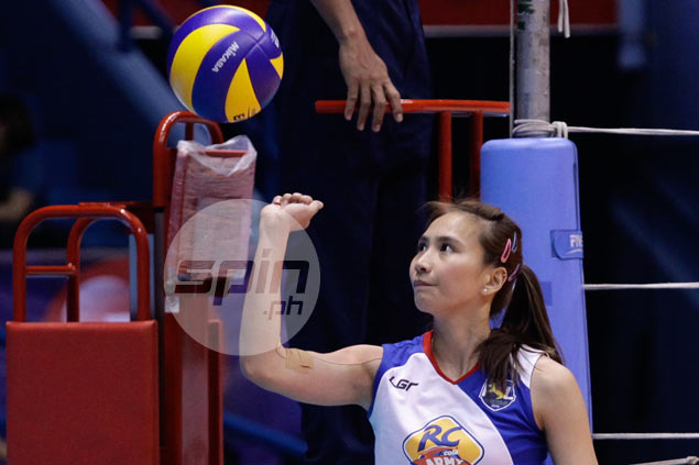 Army star Rachel Anne Daquis faces layoff after tests reveal plantar tear on left heel