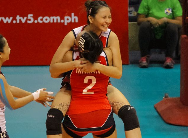 Petron stays perfect, but barely, after five-set Super Liga thriller against Mane 'N Tail