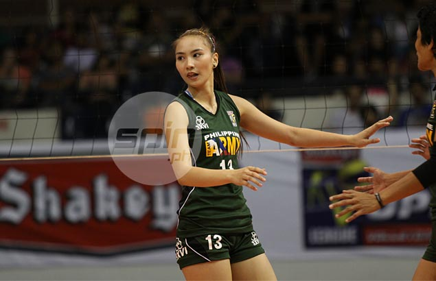 Army eyes sweep of first phase as Lady Troopers battle winless San Jose Builders in PSL Invitational