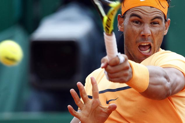 Rafael Nadal grinds out a win over Gael Monfils to nab ninth Monte Carlo title