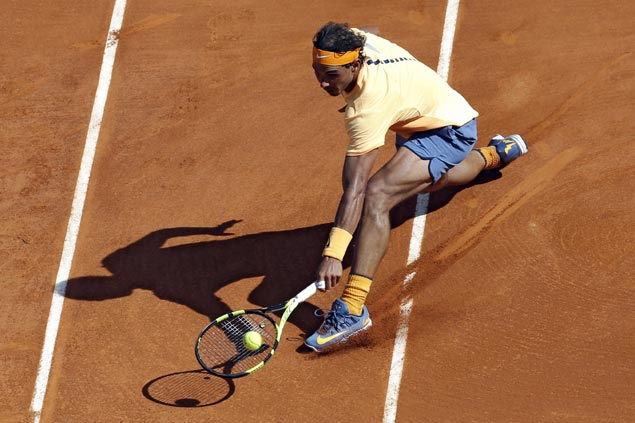 Federer cruises, Nadal scampers in beating respective foes to reach Monte Carlo Masters quarters